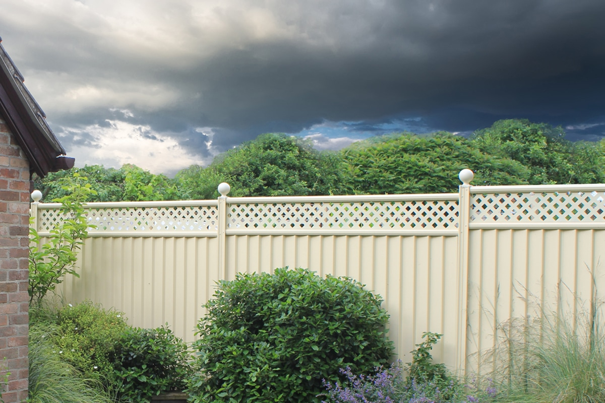 Wind-Proof Fencing: Protect Your Home this Winter with ColourFence
