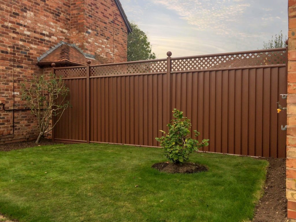 Garden Fencing Gates Amp Railings Colourfence Harborough