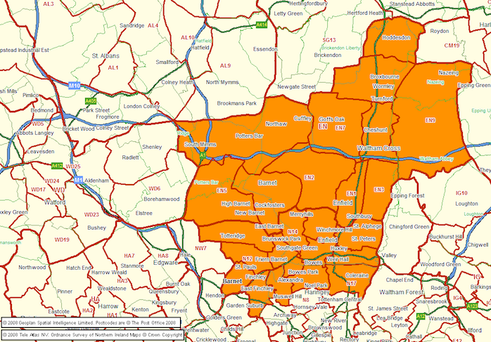 ColourFence Franchisee Areas Covered