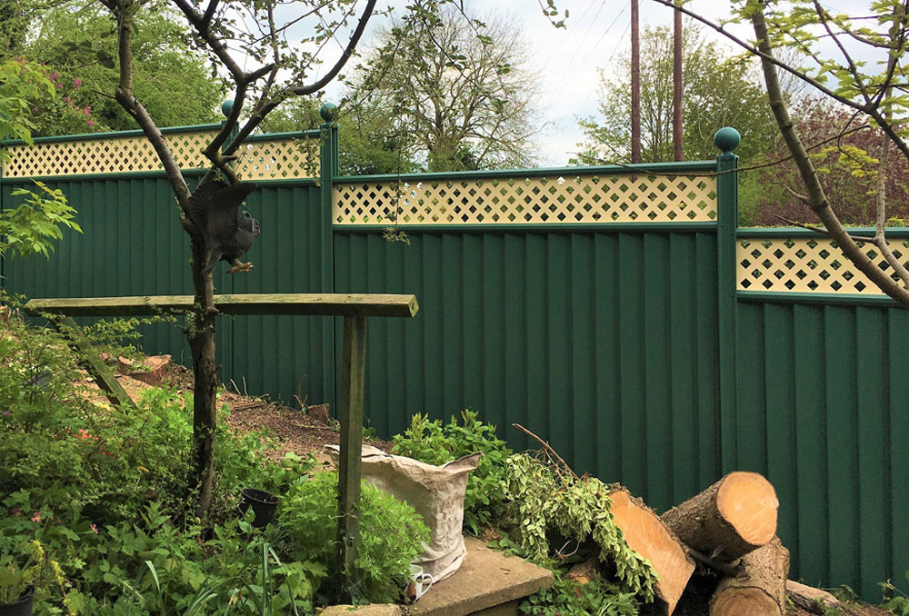 Garden Fencing Gates Amp Railings Colourfence Solihull