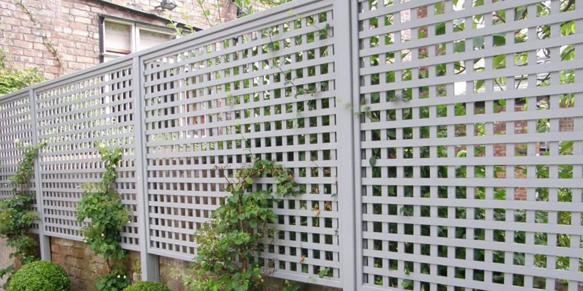 Different Types Of Garden Fence Panels