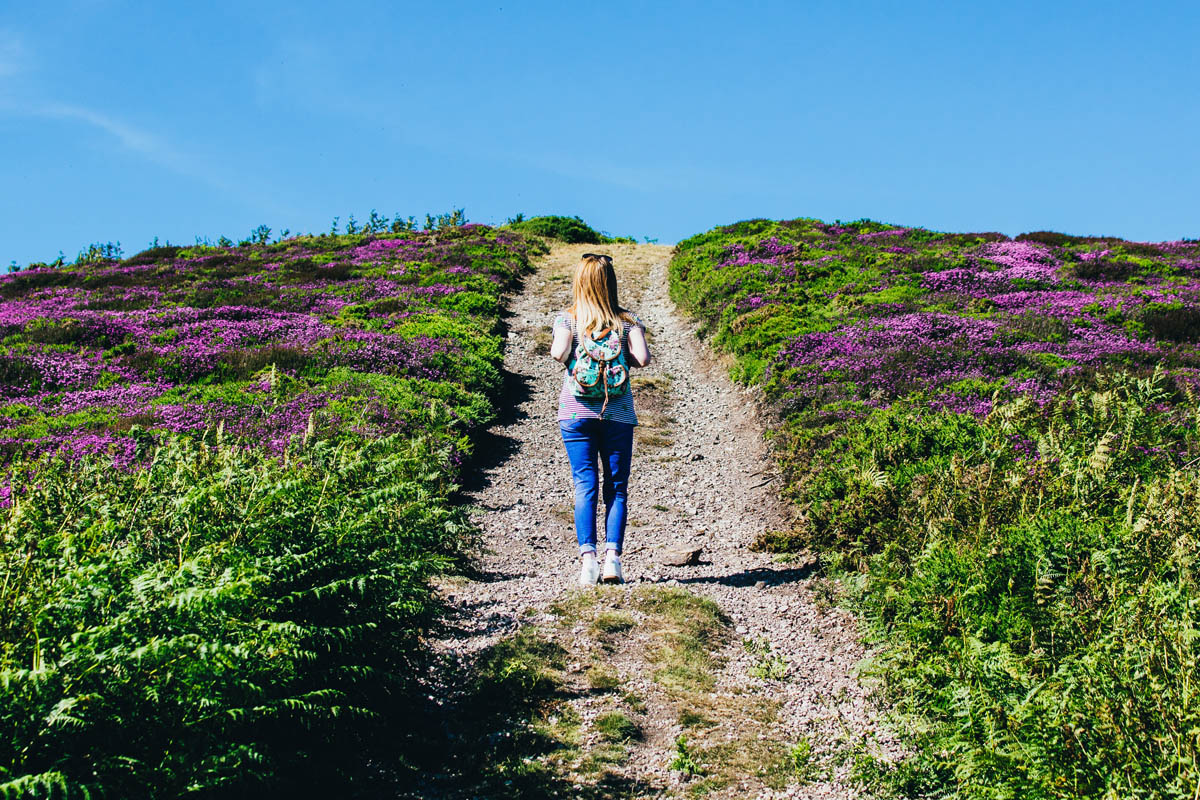 National Walking Month – Why and How You Should Up Your Steps