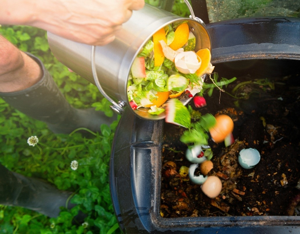 Quick Guide to Composting: How to create a Compost Heap at home